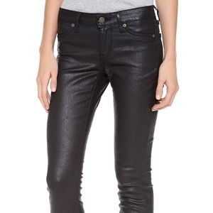 Rich & Skinny Coated Jeans